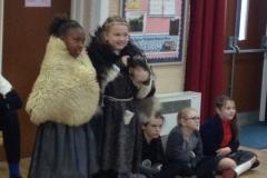 The vicious Saxons