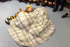 Mr Bear can't sleep! (1)