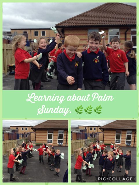 1U Animal hunt and Palm Sunday (2)