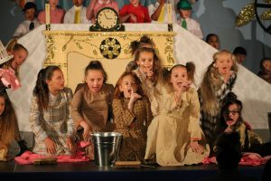 Our school production 'Annie'