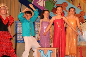 Our school production 'Matilda'