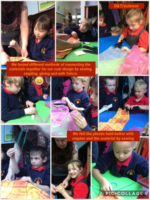 1S - We have been testing which method is best to create our teddy bears coat