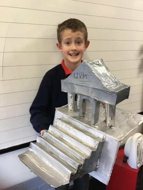 4A Well done Liam