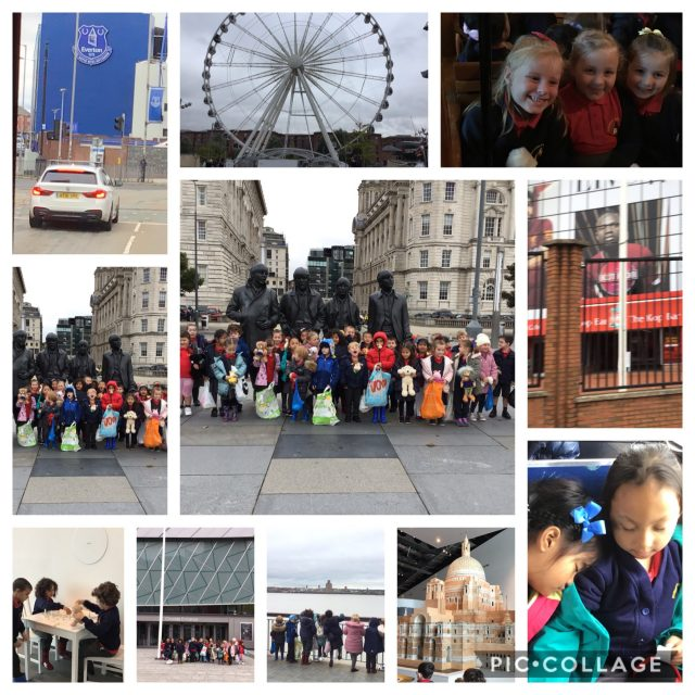 1.3 had a great time on our trip to the Albert Dock and the museum