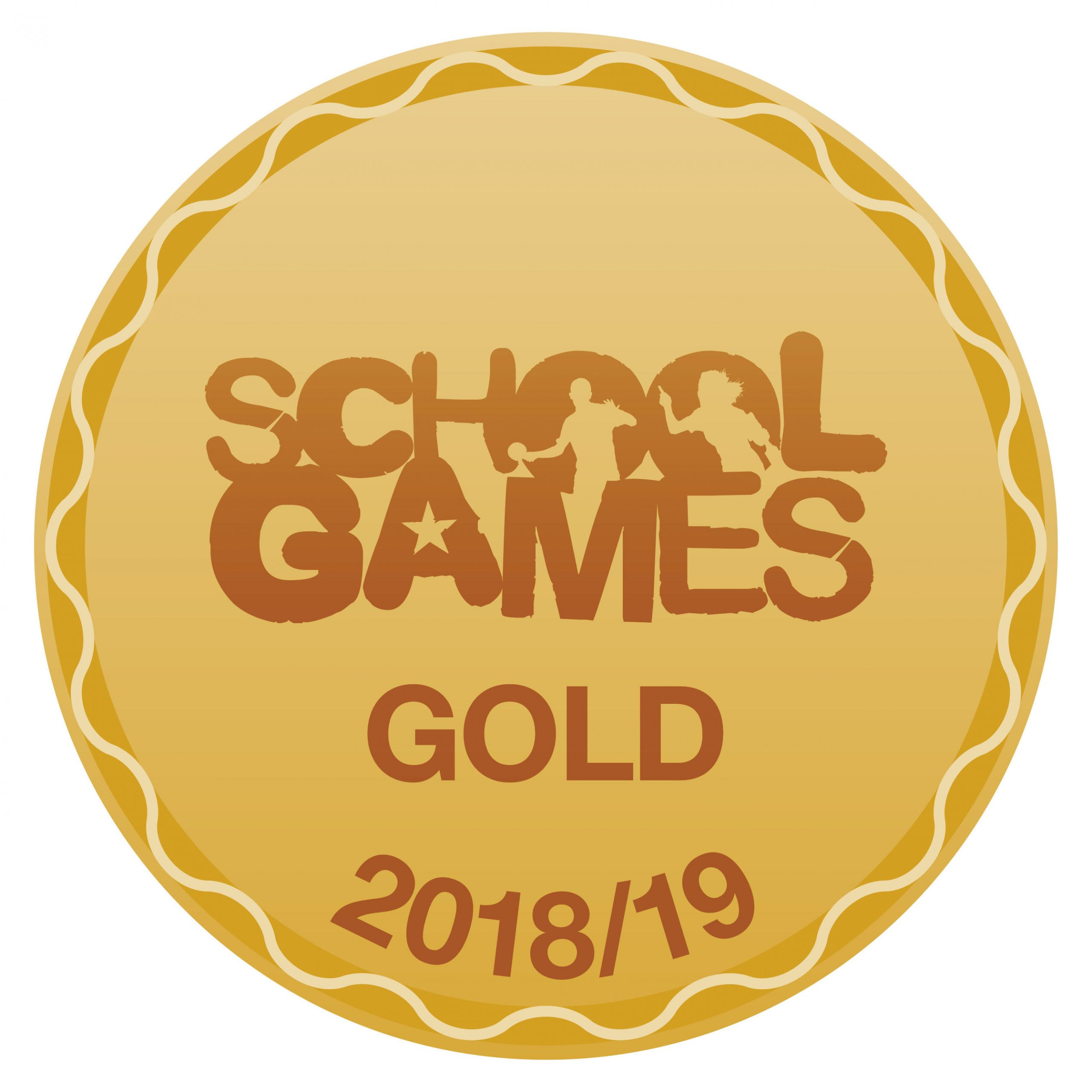 Sainsbury's School Games - Gold
